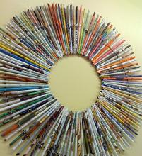 Craft Project Ideas for Recycled Magazines Craft World